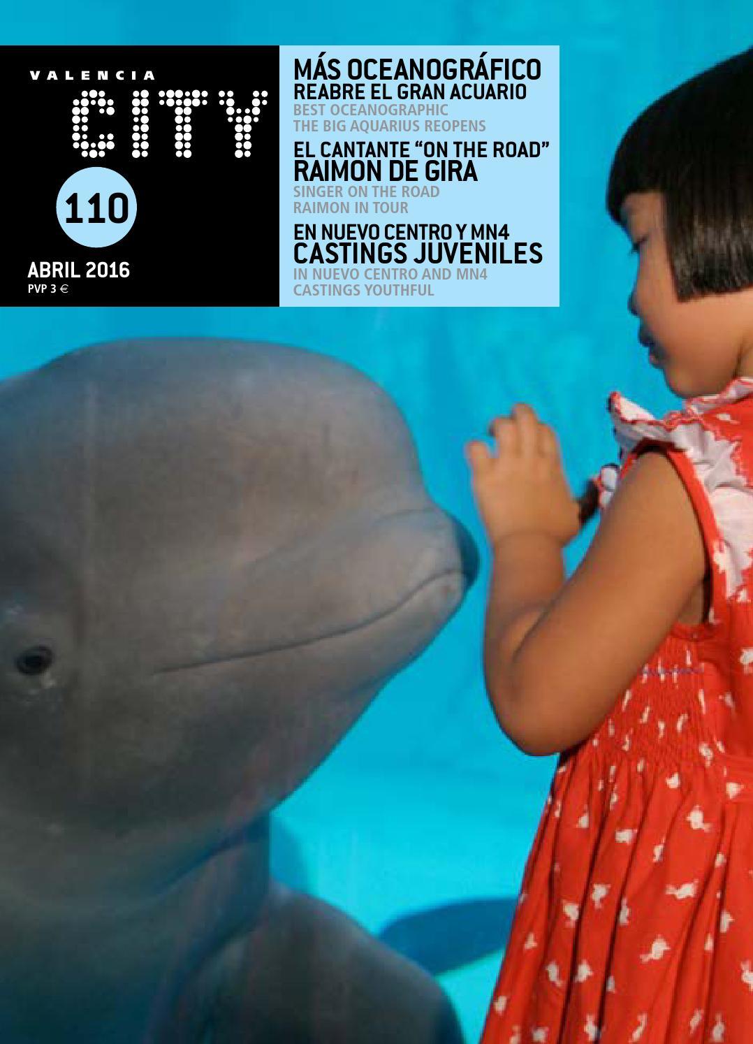 size 40 5f398 9f33d Valencia City nº110. Abril 2016 by Valencia City - issuu