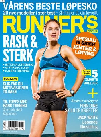 6b44b4c3 Runners World 3/16 by Runner's World Norge - issuu
