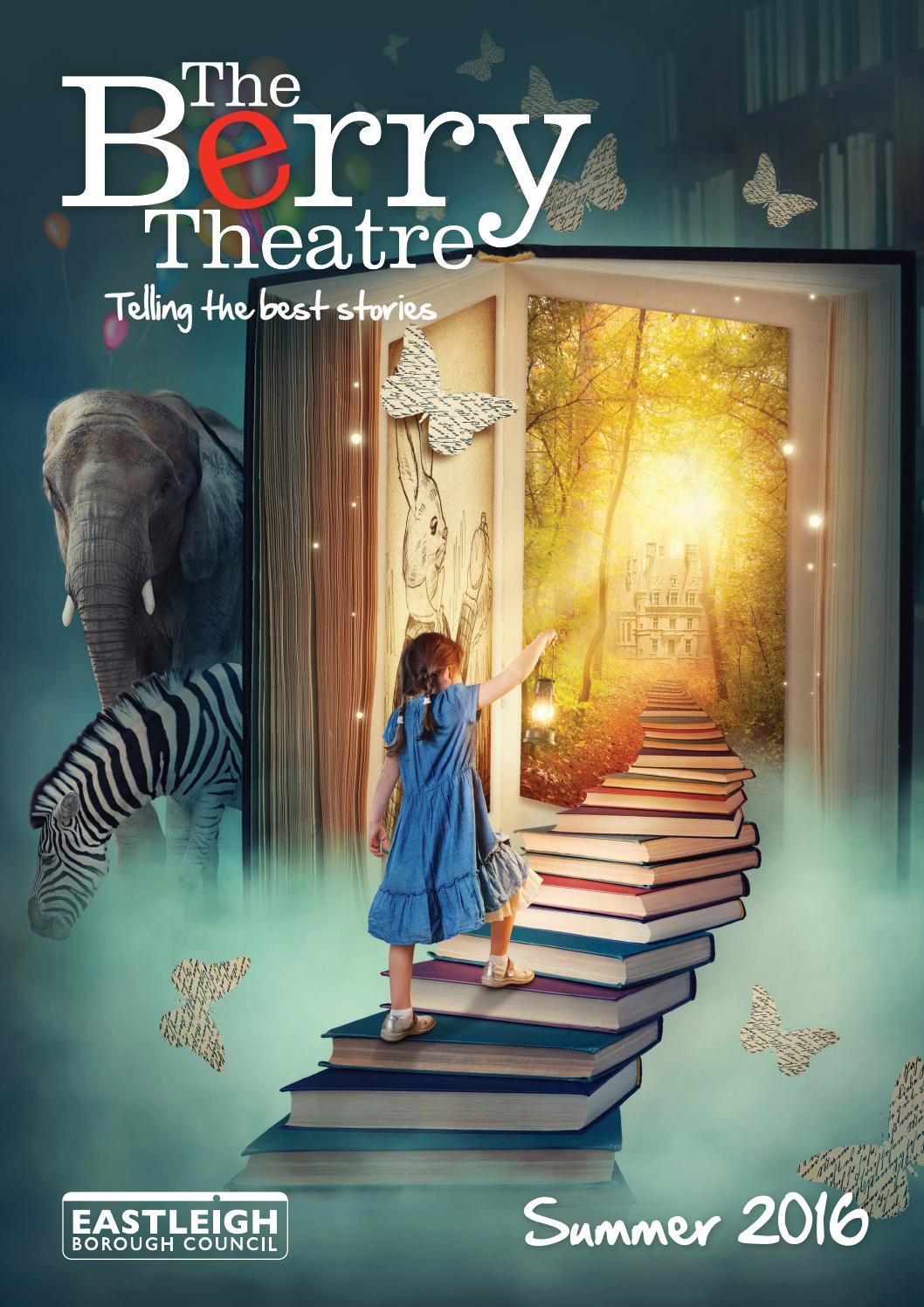 Summer 2017 Season Brochure by Cambridge Arts Theatre - Issuu