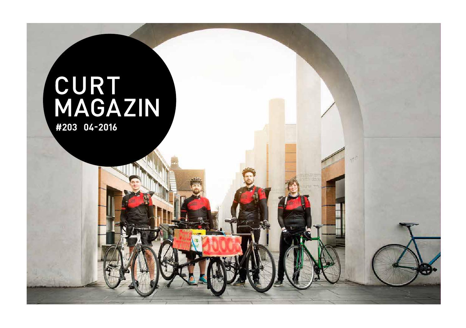 curt N/F/E #203 April 2016 by curt Magazin - issuu