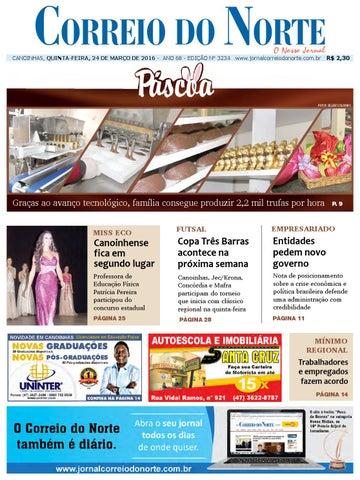 da7a46b962 Edição 3234 by Jornal Correio do Norte - issuu