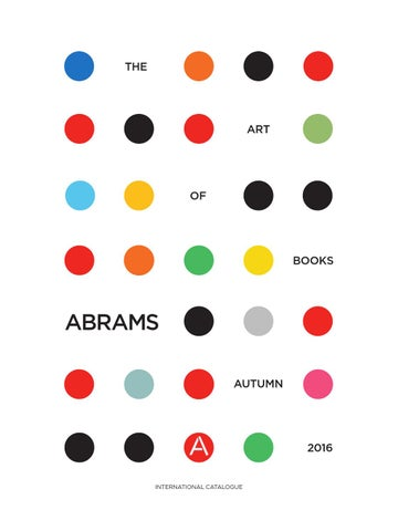 Abrams Autumn 2016 By ABRAMS