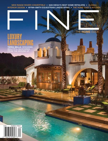 Fine Magazine The Home Issue April 2016