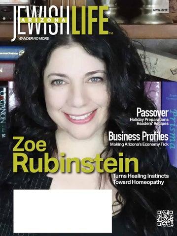 Arizona Jewish Life April 2016 Vol 4 Issue 7 By