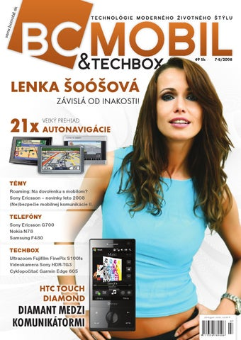 ad9026332 BCMOBIL & TECHBOX 7-8/2008 by TECHBOX.sk - issuu