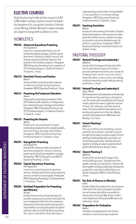 DTS catalog 2016 2017 by Dallas Theological Seminary - issuu