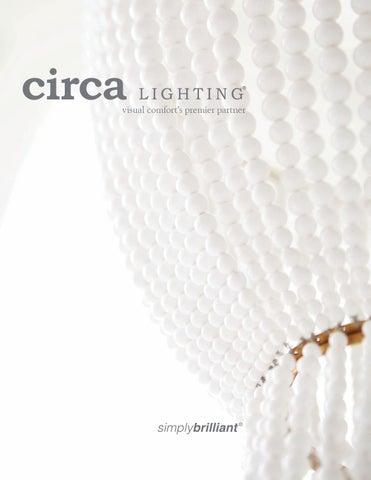 Circa Lighting Lookbook Vol I By Issuu