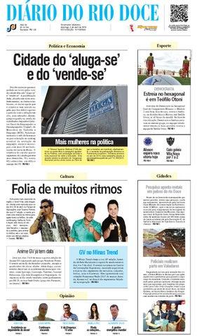 aec98c5d95a Diário do Rio Doce - Edição de 03 04 2016 by Diário do Rio Doce - issuu