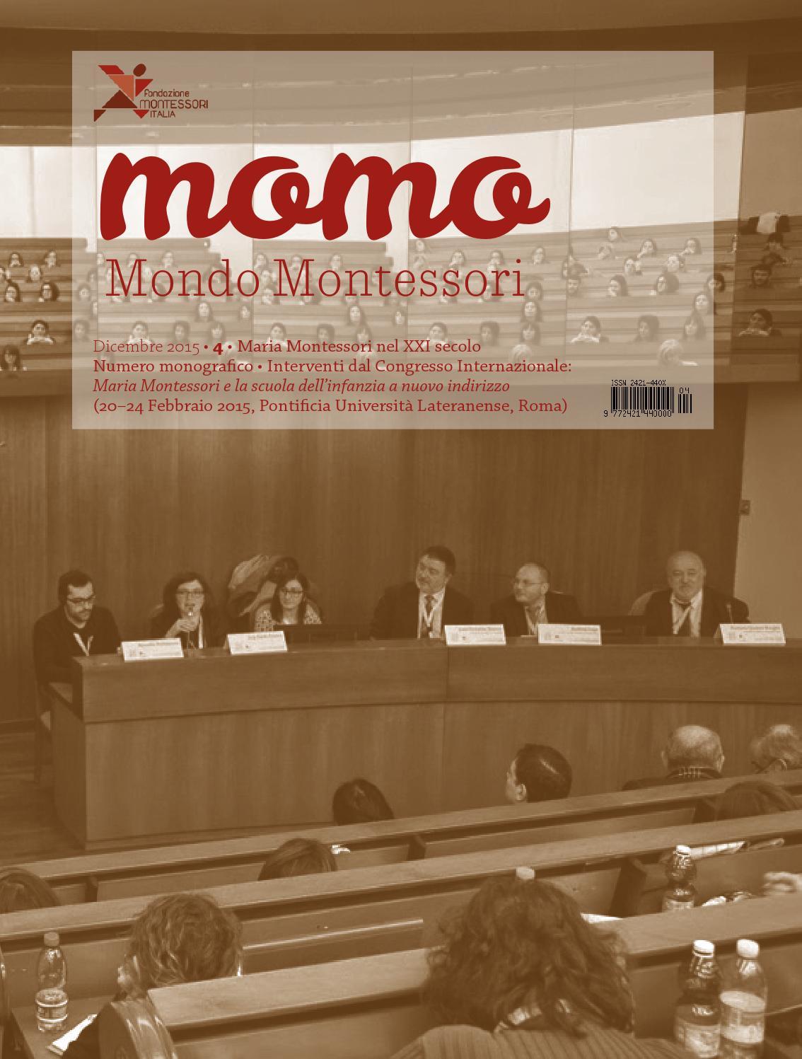 e86a67ccca0 Momo 4 by Fondazione Montessori Italia - issuu