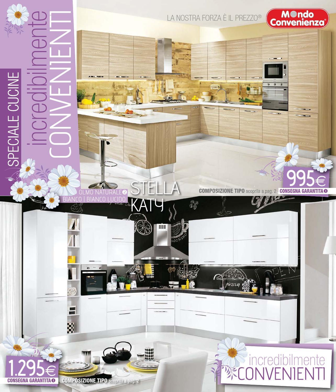 Mondoconv 31mag2 by volavolantino issuu - Composizione tipo cucina mondo convenienza ...