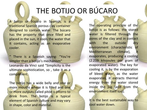 The botijo o búcaro by Carmela Moreno - issuu