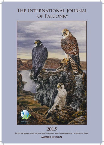 The International Journal Of Falconry 2015 By Robert Zmuda Issuu