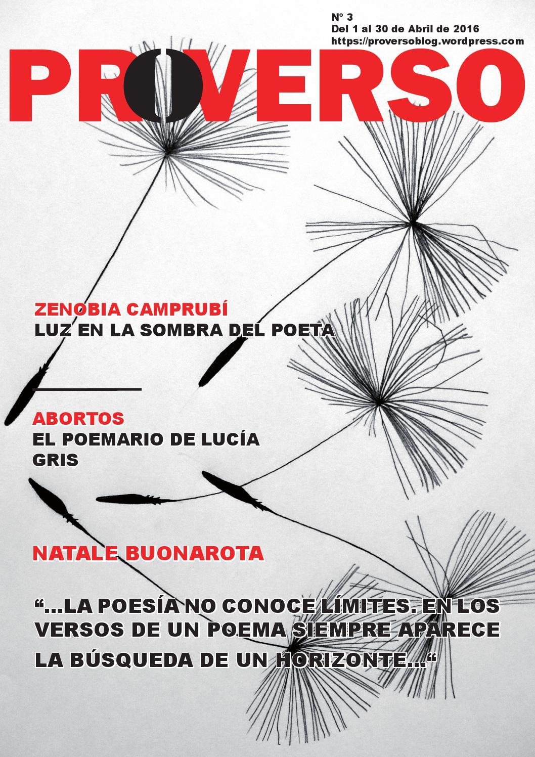 Proverso, 1 de abril de 2016 by Revista Proverso - issuu