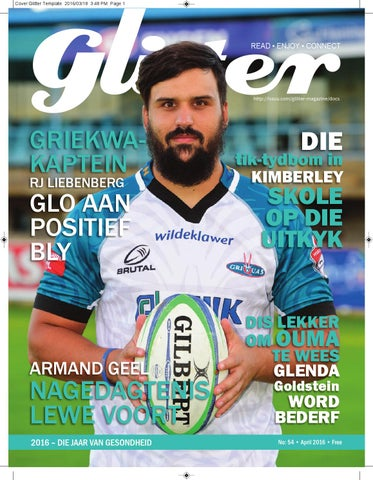 "Cover of ""Glitter April 2016"""