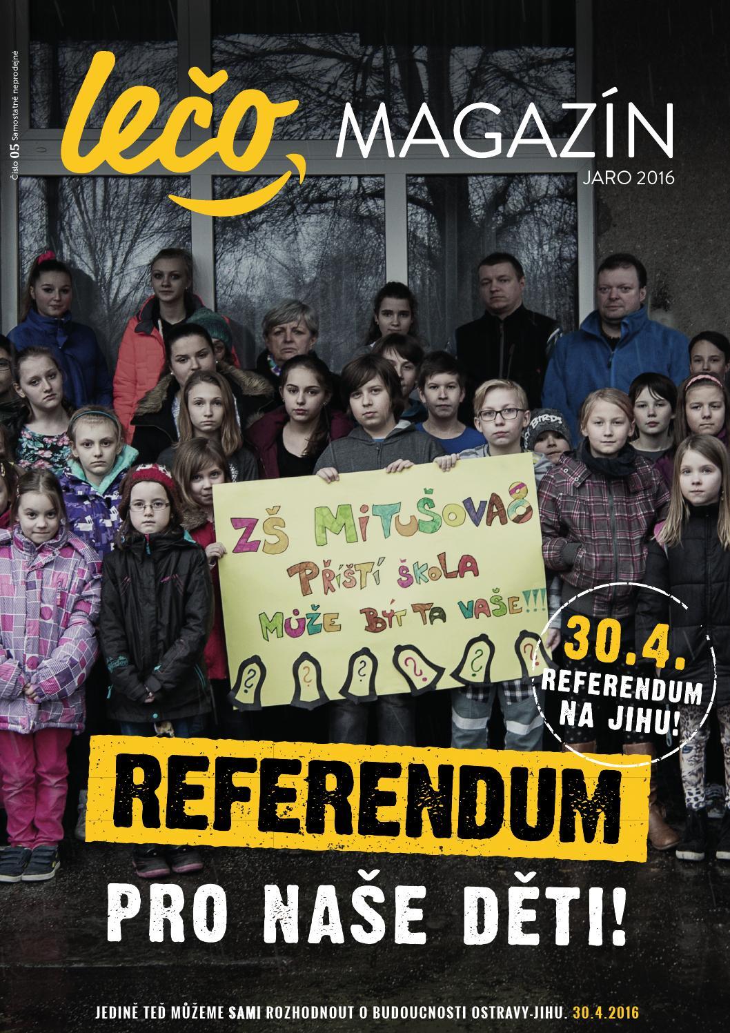 Magazín LEČO - JARO 2016 by Magazín Lečo - issuu dca753c026
