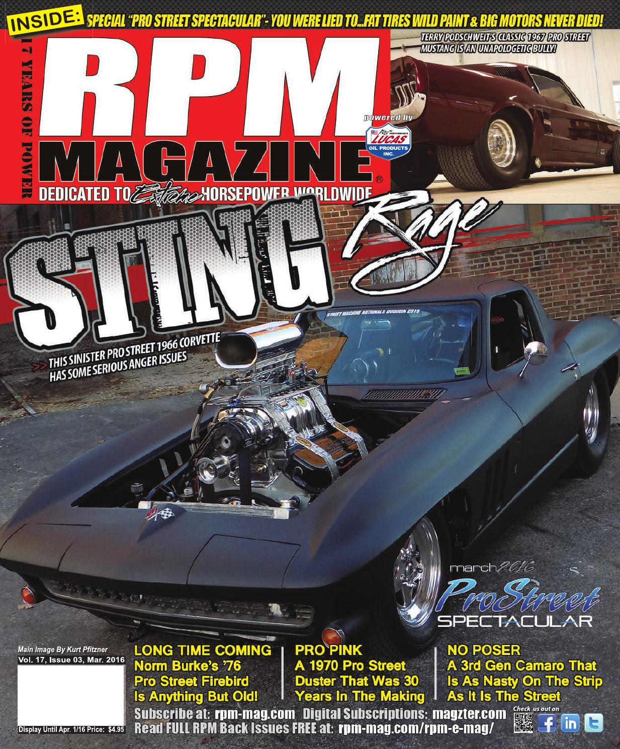 a0b7a400a1636 RPM March 2016 by RPM Magazine - issuu