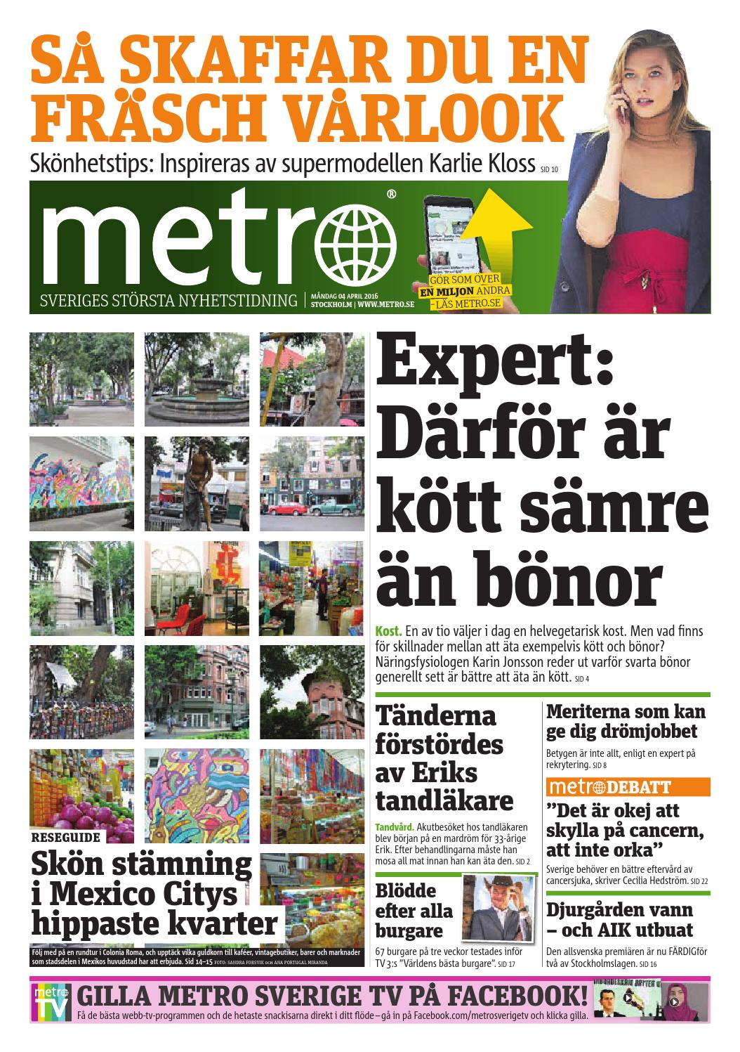 20160404 se stockholm by Metro Sweden - issuu d35dcc16ab260