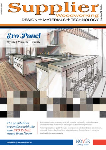 Supplier Woodworking Magazine Issue 189 March April 2016 By Elite