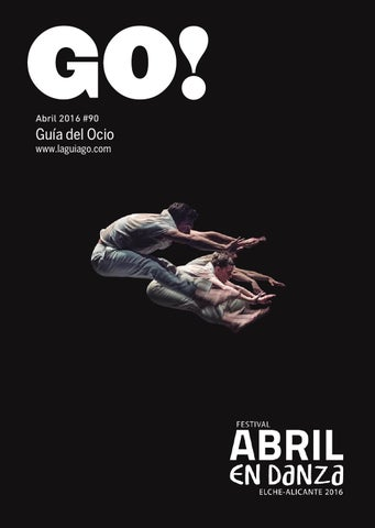 By 2016 GoAlicante Y Issuu Revista ElcheAbril rxoWBedC