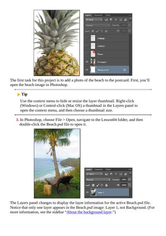 Adobe photoshop cc classroom in a book 2015 by Andrés Arenas