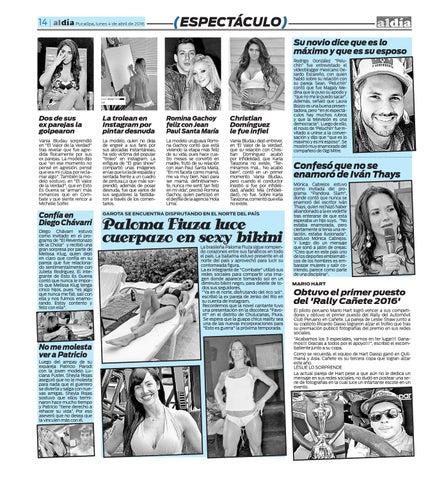 451d9fefe0 Edicion al dia 4 de abril 2016 by Diario Al Día - issuu