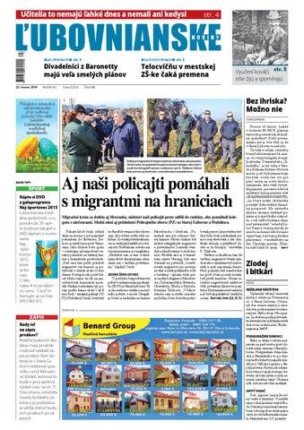 9825e566e6 Ľubovnianske noviny č. 12 2016 by Vladimir Zima - issuu