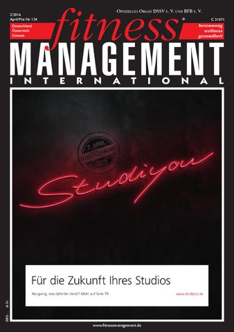 Fitness Management 02 2016 By Fitness Management International Issuu