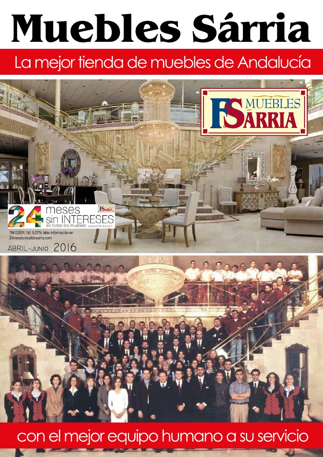 Catalogo muebles sarria tienda de muebles sevilla by - Muebles sarria cordoba catalogo ...