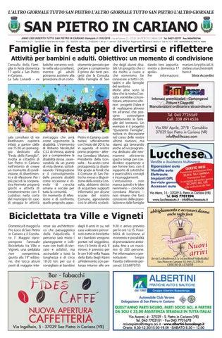 Valpolicella Inserto Aprile 2016 by IsCharlie issuu
