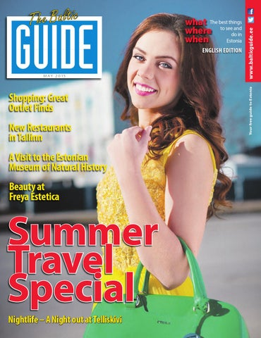 The Baltic Guide Eng May 2015 By The Baltic Guide Issuu