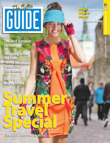 The Baltic Guide Eng June 2015 By The Baltic Guide Issuu
