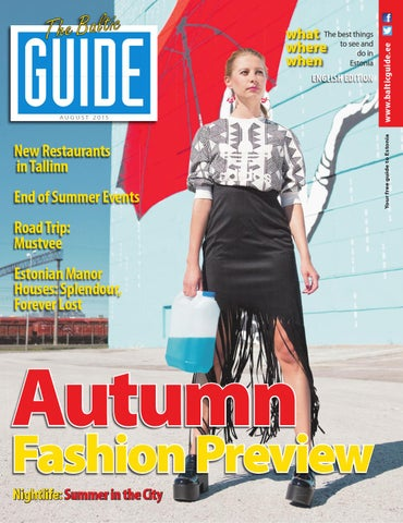 The Baltic Guide Eng August 2015 By The Baltic Guide Issuu