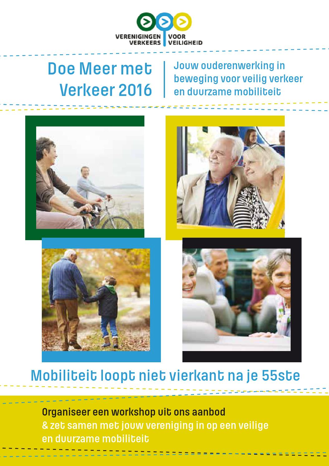 Doe meer met verkeer 2016 by netwerk duurzame mobiliteit issuu - Doe de toegangsgalerij opnieuw ...
