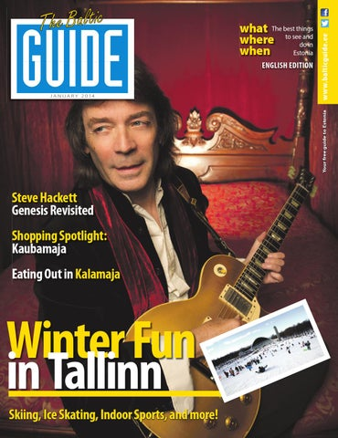 The Baltic Guide Eng January 2014 By The Baltic Guide Issuu