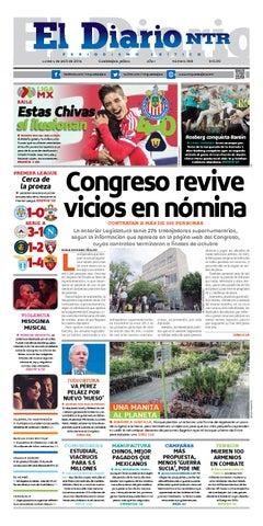 885f2f9e4ff20 El Diario NTR 358 by NTR Guadalajara - issuu