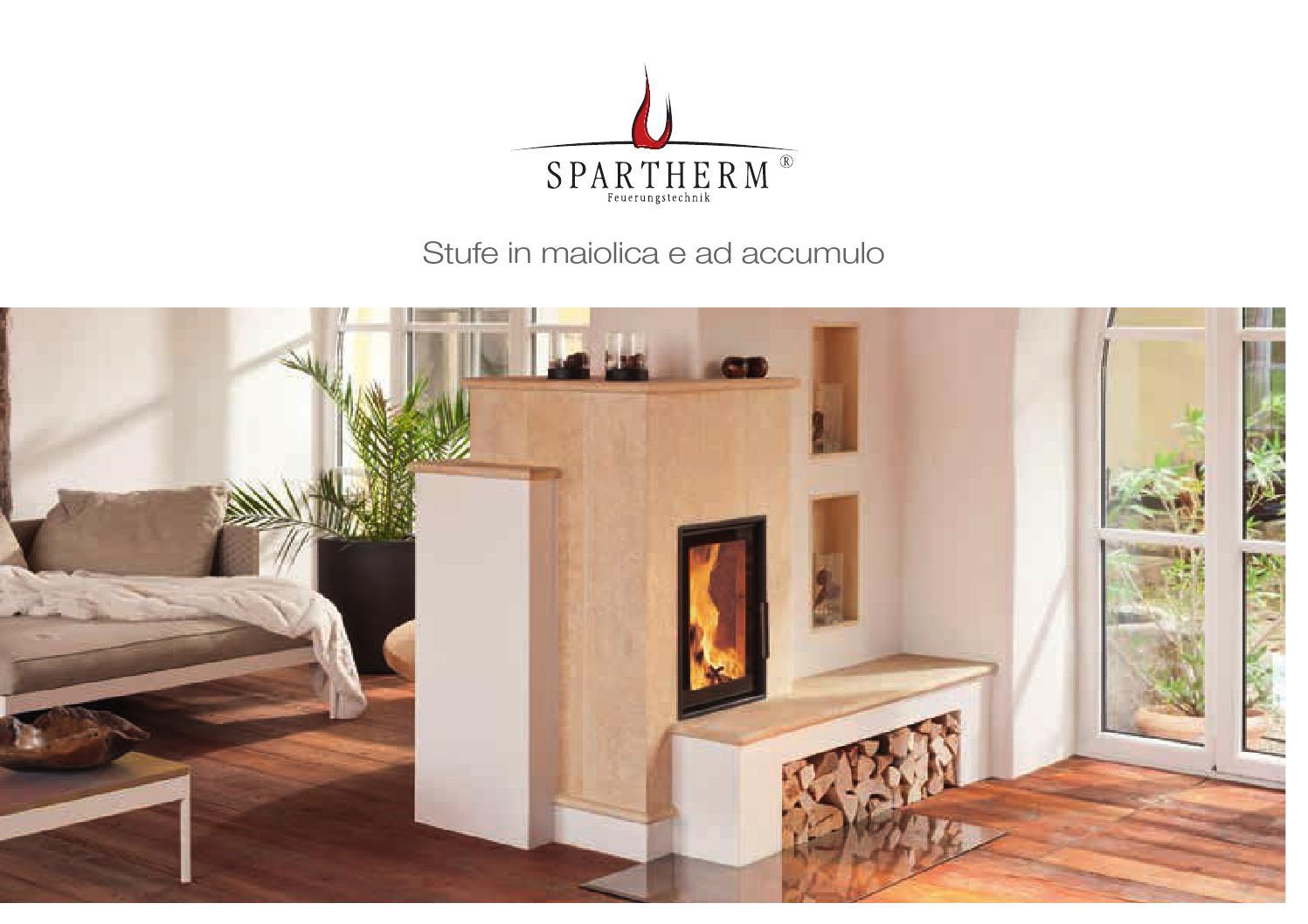 Spartherm stufe ad accumulo by idea studio caminetti issuu