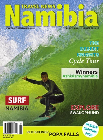 aa759c33351 Travel News Namibia Summer 2014 2015 by Venture Media - issuu