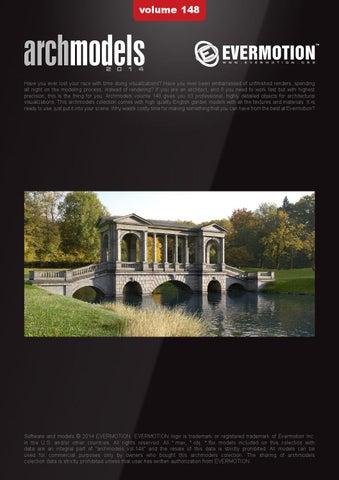 Archmodels vol 148 by Itoosoft S L  - issuu