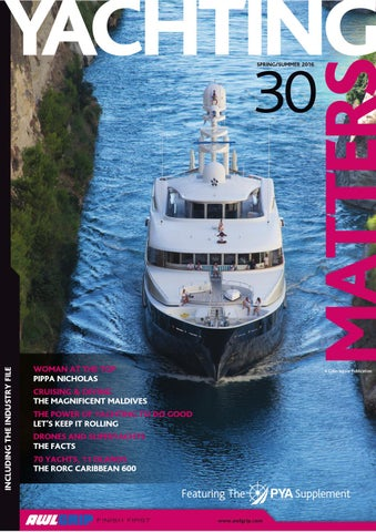 1d93ec487c Yachting Matters - 30 - Spring Summer 2016 by Yachting Matters - issuu