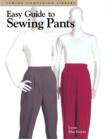 af8aca64b697 Easy guide to sewing pants by Ntombenhle - issuu