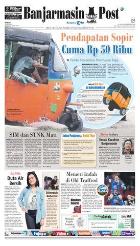 Banjarmasin Post Minggu 27 Maret 2016 by Banjarmasin Post - issuu dd6a046c17