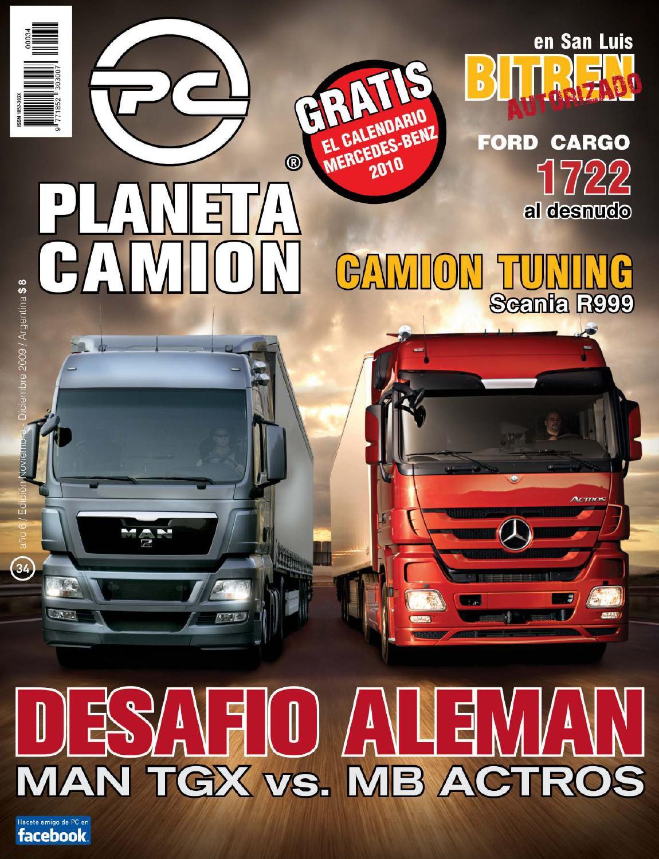 Planeta camión revista nº34 by Planeta Camión - issuu