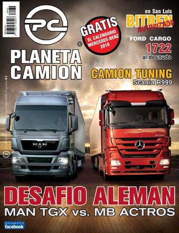 Planeta Camion Revista Nº34 By Planeta Camion Issuu