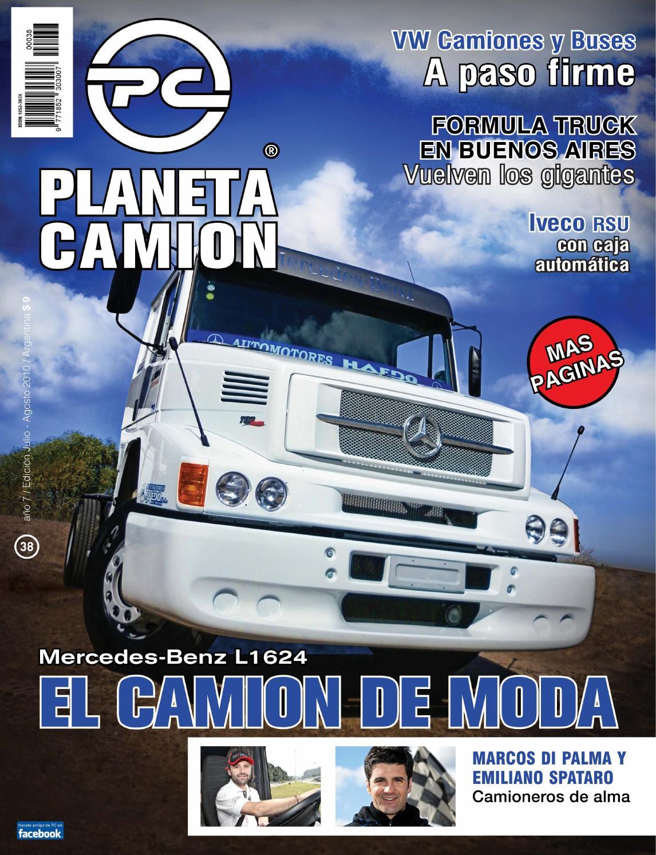 Planeta camión revista nº38 by Planeta Camión - issuu