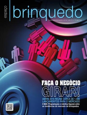 369482c3b2 Revista Espaço Brinquedo #78 by EP Grupo – Agência de Conteúdo - issuu