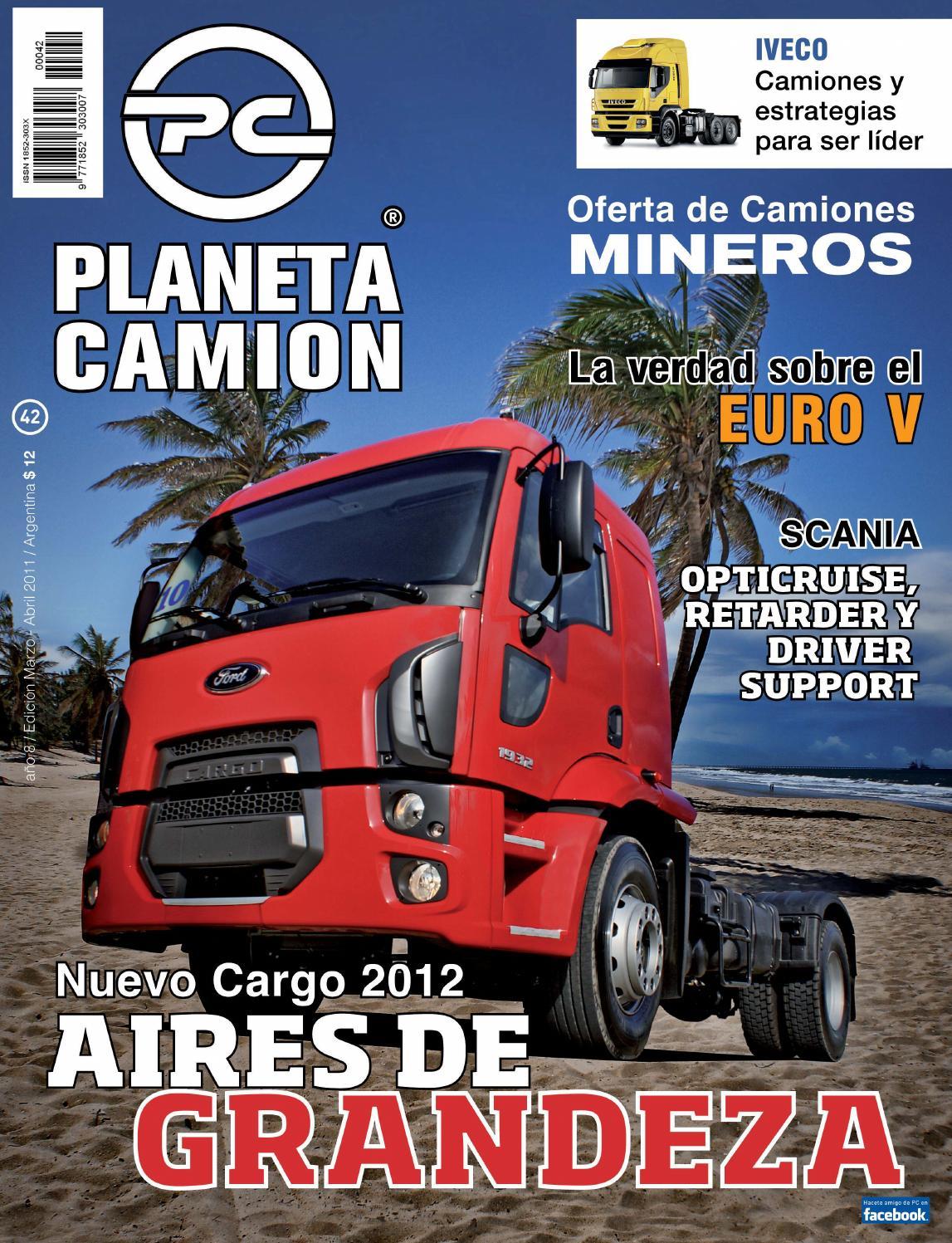 Planeta camión revista nº42 by Planeta Camión - issuu