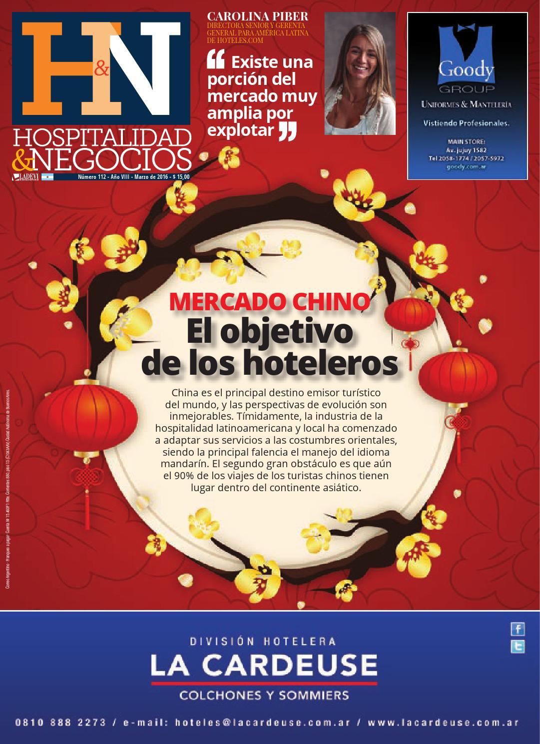 Hospitalidad y Negocios Nº 112 by La Agencia de Viajes - issuu