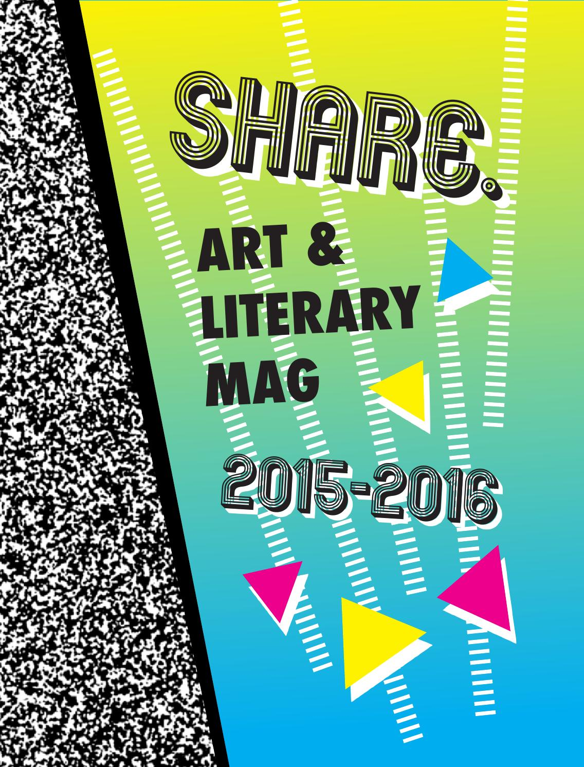 Share Art & Literary, 2015 by Kennesaw State - issuu