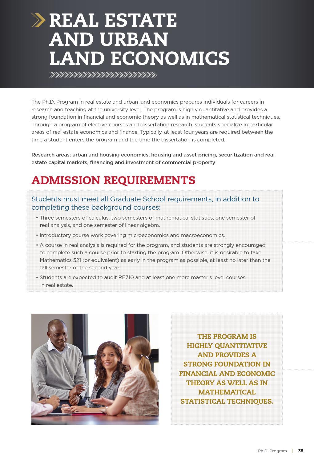Wisconsin Ph D  Program Brochure by University of Wisconsin-Madison