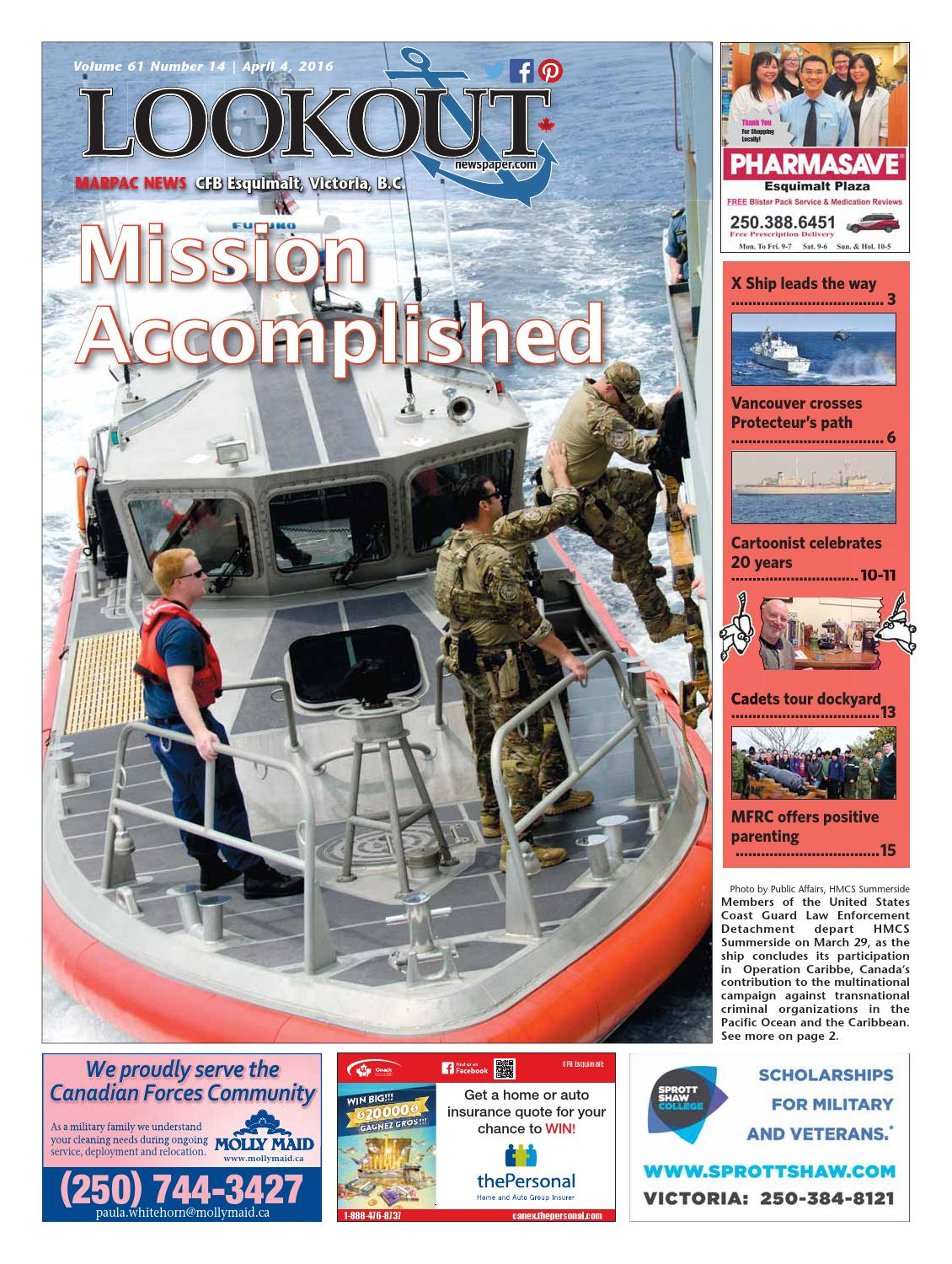 Issue 14 April 4 2016 By Lookout Newspaper Issuu Game Ps4 The Crew Requires Internet Reg 1